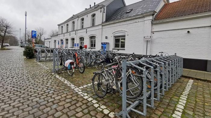 Sint-Genesius-Rode zorgt zelf voor een (bewaakte) fietsenstalling