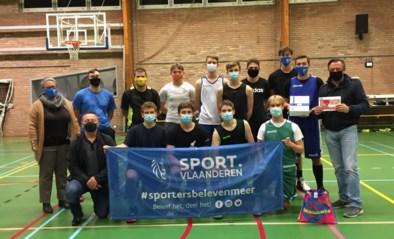 Winnaars sporttrofee krijgen prijs coronaproof