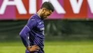 Vroege rode kaart en flater van doelman luiden tweede verlies op rij in voor Anderlecht tegen Eupen