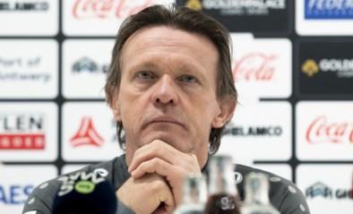 """Frank Vercauteren staat voor zijn (echte) vuurdoop als trainer van Antwerp: """"We zullen nog een tijdje moeten bijsturen"""""""