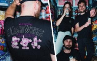 """""""Steun ons cultureel erfgoed"""": Gentenaars verkopen T-shirt om nachtwinkels te steunen"""