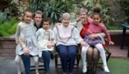 Drie dochters goed voor drievoudig viergeslacht