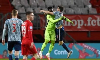 Wat een invalbeurt! Klaas-Jan Huntelaar scoort twee keer in vijf minuten en bezorgt Ajax zo de zege in extra tijd