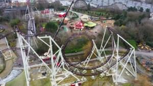 Plopsaland De Panne bouwt samen met Tomorrowland nieuwe rollercoaster