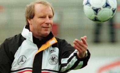 Ex-bondscoach van Duitsland Berti Vogts roept UEFA op om EK uit te stellen tot de winter
