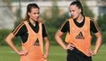 """De carrière van Gouden Schoen Tine De Caigny begon in Vrasene: """"Ik kan iedereen aanraden om met jongens te voetballen""""<BR />"""
