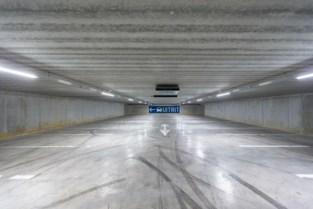 Ondergrondse parking Huinegem twee weken afgesloten voor opfriswerken