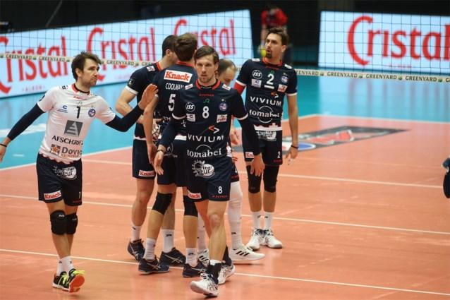 Corona bij volleybalclub Roeselare: duel tegen Aalst wordt uitgesteld