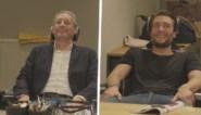 """Dit zag je niet in 'De Verhulstjes': Gert en Viktor beleven een heus """"mannenmomentje"""""""