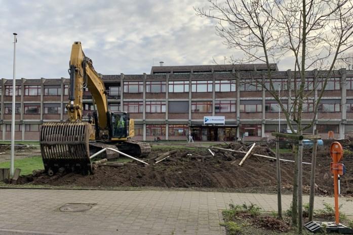 Ziekenhuis uit 1983 maakt plaats voor nieuwbouw