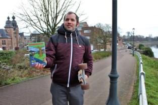Reisgids neemt longboarders en skaters mee door heel Vlaanderen