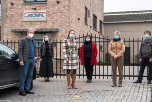 Vaccinatiecentra ELZ Grimbergen operationeel in februari