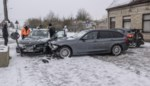 Acht ongevallen tijdens sneeuw in Roeselare