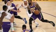 Los Angeles Lakers en Boston Celtics op eerste stek in Western en Eastern Conference
