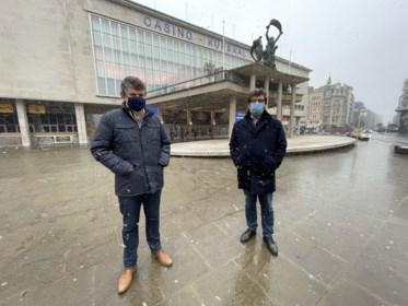 """Kursaal is klaar om 80.000 mensen te vaccineren: """"Voor een stad als Oostende is het meer dan belangrijk om klaar te zijn tegen de zomer"""""""