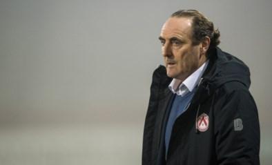 """Yves Vanderhaeghe over aanstaand vertrek bij KV Kortrijk: """"Waar rook is, is vuur"""""""