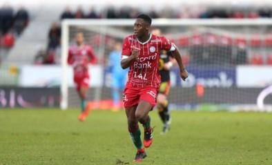 Soualiho Meïté (ex-Zulte Waregem) trekt naar AC Milan, leider in de Serie A