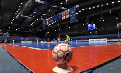 Futsal Charleroi gaat eruit in de zestiende finales van Champions League