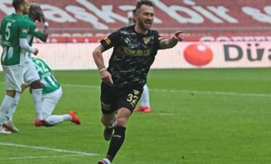 Anderlecht scoort moeilijk, en ondertussen trapt uitgeleende Peter Zulj  er in Turkije meteen twee binnen
