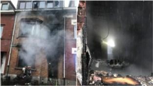 Keukenbrand loopt volledig uit de hand; woning onbewoonbaar