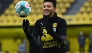 """Dortmund-spelers steken Axel Witsel hart onder de riem met shirts tijdens opwarming: """"Word snel beter, Chaloupe"""""""