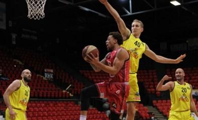 Oostende wint topper van Telenet Giants Antwerp