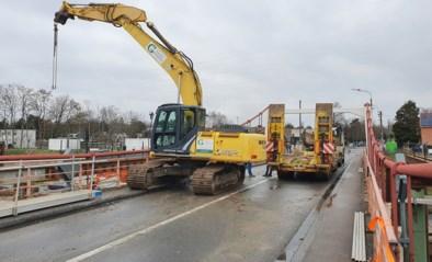 R4 dan toch niet dicht voor afbraak Bergwijkbrug