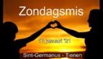 VIDEO. De zondagsmis van Sint-Germanus online