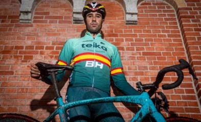 """Felipe Orts, eenzame Spanjaard op zoek naar veldritgeluk in België: """"Een Belgisch lief, dat zou wel helpen"""""""