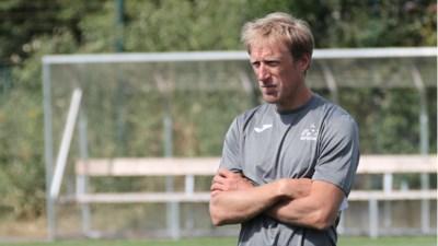 """Stijn Meert (43) was een voetballer met pit en moet dat nu ook als trainer worden: """"KM Torhout is géén grijze club"""""""