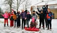 KSA-jongeren leven zich uit in de sneeuw