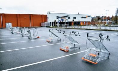 """""""Gevandaliseerde winkelkarretjes"""" op Colruyt-parking blijken werk van eigen personeel"""