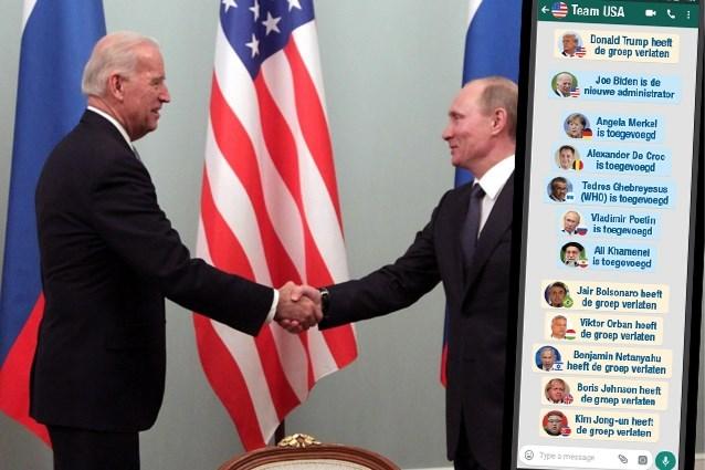 """Wat betekent president Joe Biden voor de relaties van de VS? """"Hij zal moeten kiezen"""""""