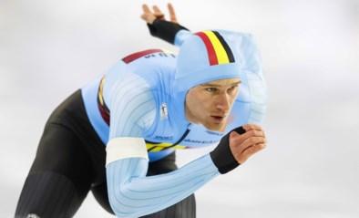"""Mathias Vosté tweede op 1.000 meter op EK schaatsen: """"Ineens liep het"""""""