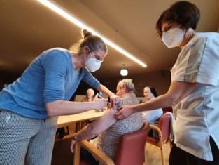 Vlotte vaccinatie in De Voorzienigheid