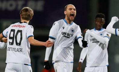 Club Brugge kent weinig moeite met Beerschot in afscheidmatch van Losada (0-3)