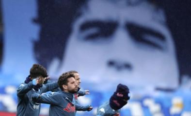 Napoli heeft geen kind aan Fiorentina, Rode Duivel Dries Mertens valt voor het eerst in na enkelblessure