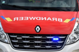 Dove man gered bij brand in Brussel