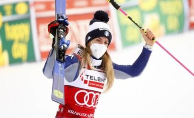 WB alpijnse ski: Italiaanse Bassino wint ook tweede reuzenslalom in Kranjska Gora