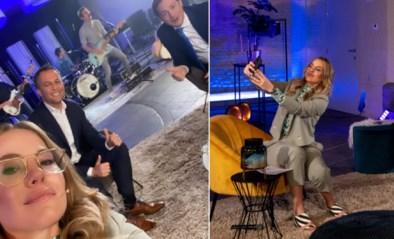 Eline De Munck krijgt verwensingen na selfie met Open VLD'ers