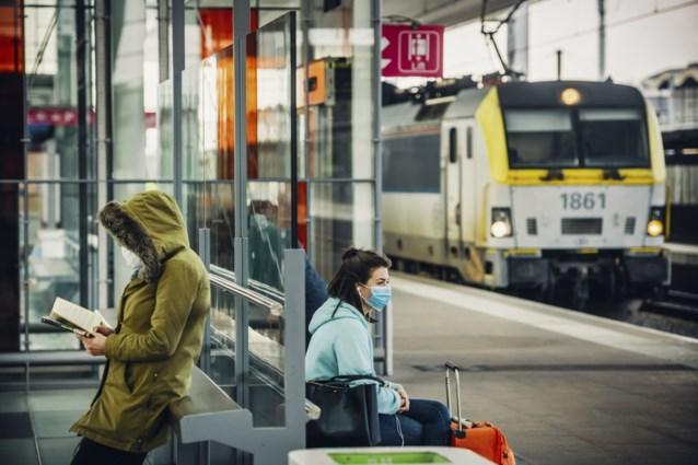Werken aan wissel in Brussel-Noord afgerond