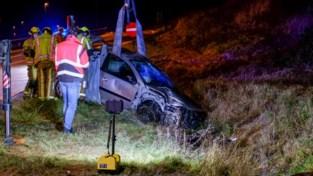 Achtervolging eindigt na bijna 30 kilometer met crash in Kuurne