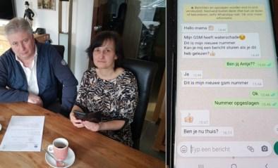 """""""Hallo mama, mijn gsm is kapot"""": koppel na onschuldig ogend WhatsApp-berichtje bijna 3.000 euro kwijt"""