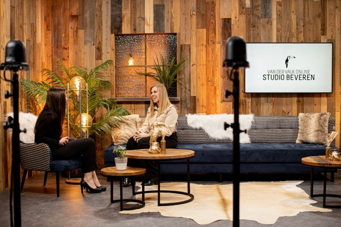 Hotel Beveren wordt even… tv-studio