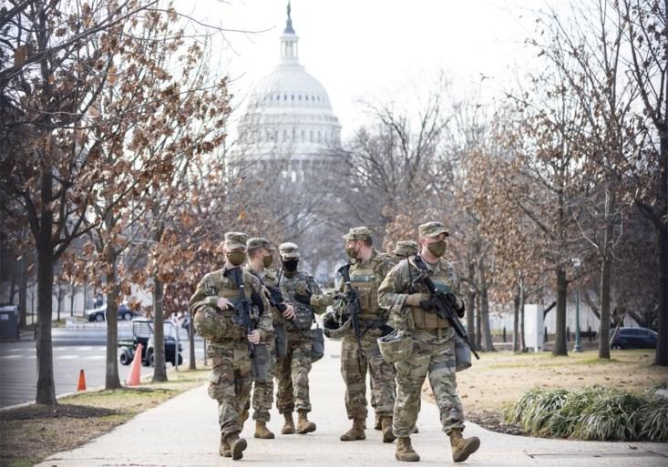 Zenuwen staan op scherp in VS: paniek en gedeeltelijke lockdown in het Capitool na brandje in de buurt