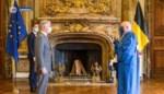 Danny Pieters legt bij koning eed af als rechter Grondwettelijk Hof