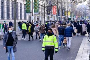 Al 16.000 corona-overtreders in Antwerpen geverbaliseerd