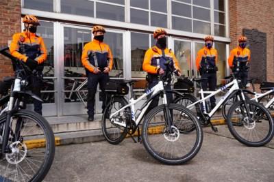Met deze nieuwe fietsen van 4.000 euro trekt de fietsbrigade van de Gentse politie op pad