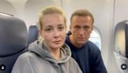 Navalny opgepakt door de politie bij aankomst in Moskou, internationale druk om hem vrij te laten