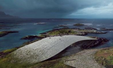 Noorwegen krijgt indrukwekkend museum dat helemaal is opgedragen aan walvissen